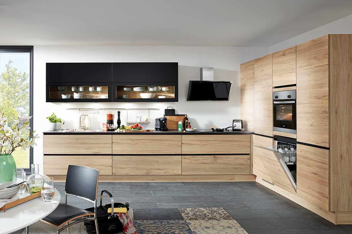 Moderne Küche - Küche kaufen Moosburg Erding Freising Landshut ...